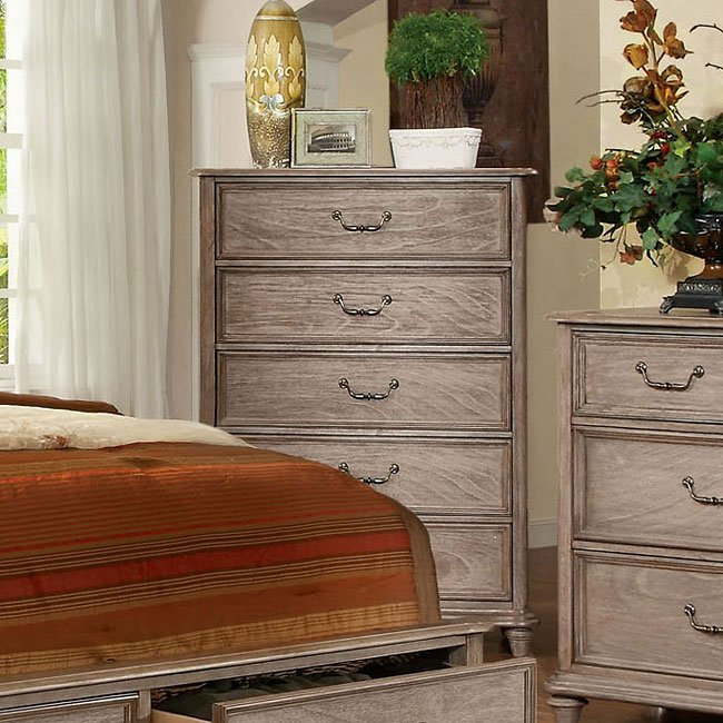Belgrade I Storage Bedroom Set By Furniture Of America