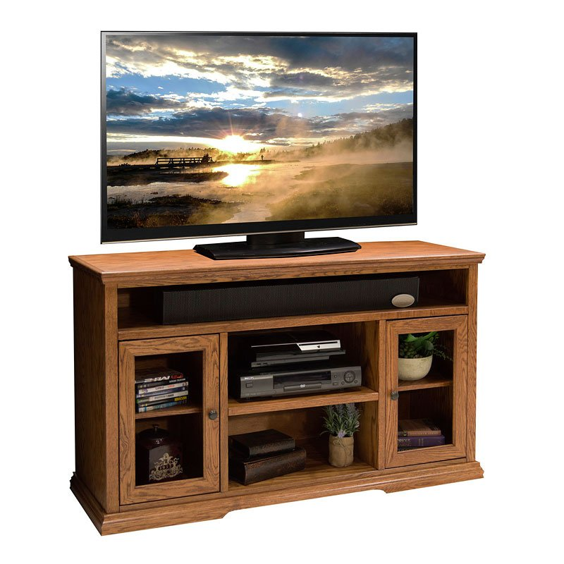 Colonial Place 54 Inch Tall Tv Cart Tv Stands And Tv