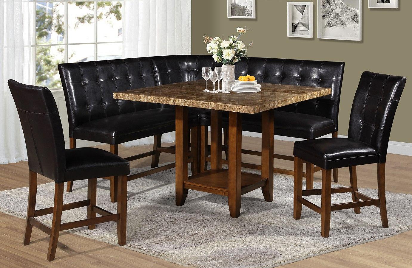 Cavett Counter Height Nook Dining Room Set