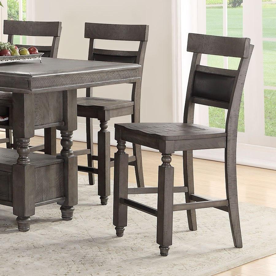 Sutter Kitchen Island Set by Avalon Furniture | FurniturePick