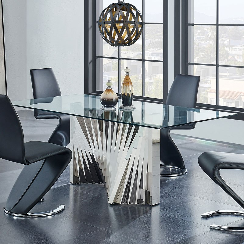 D2056 Dining Table By Global Furniture