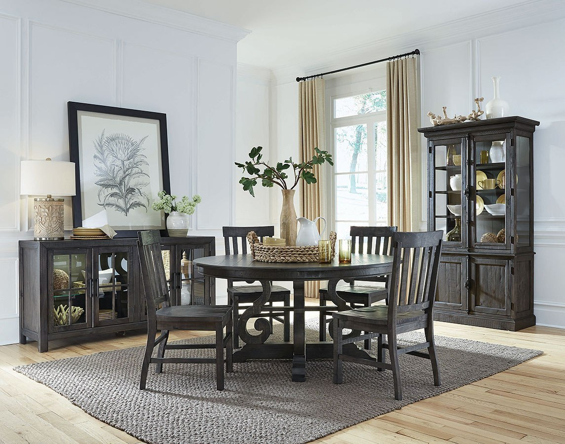 Bellamy 60 Inch Round Dining Room Set By Magnussen