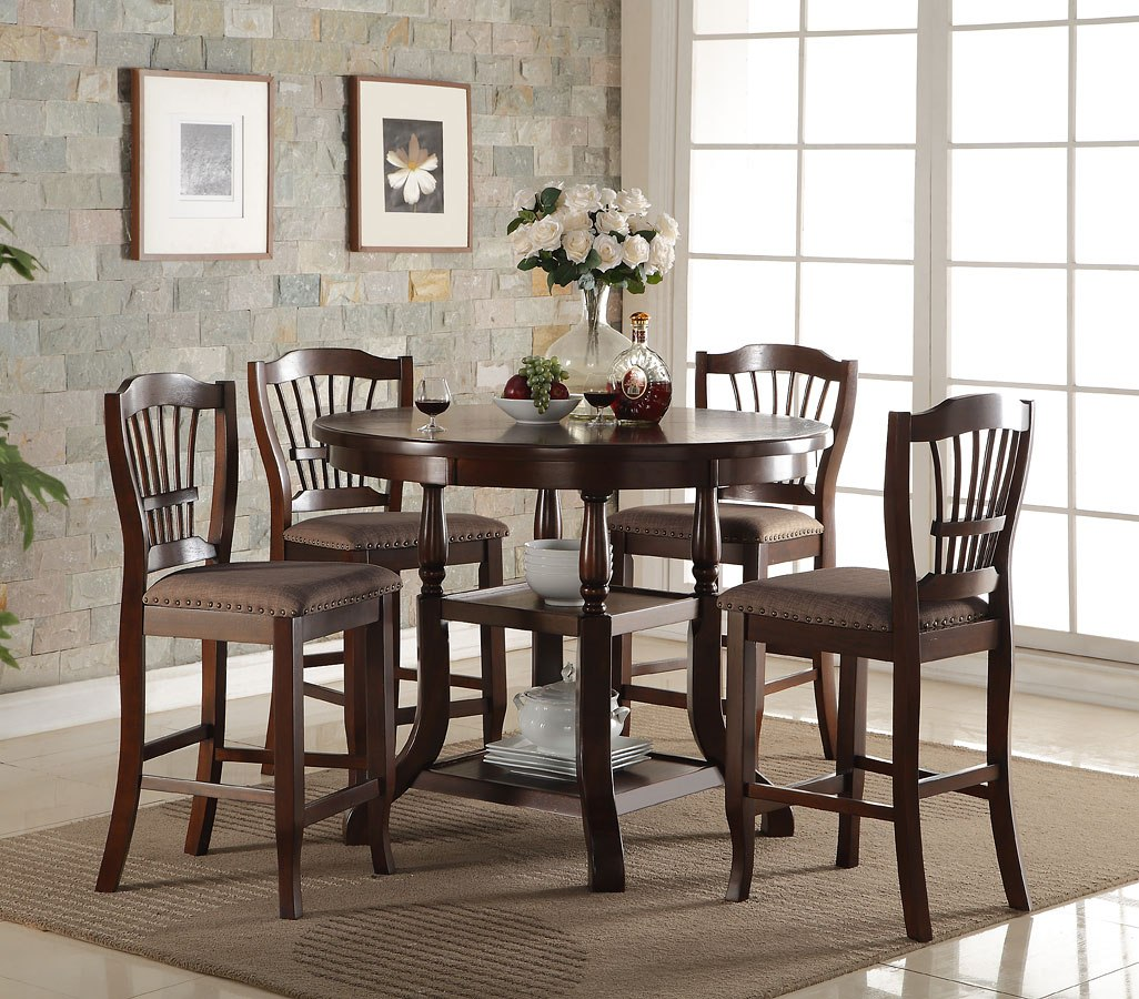 Bixby counter height dining room set
