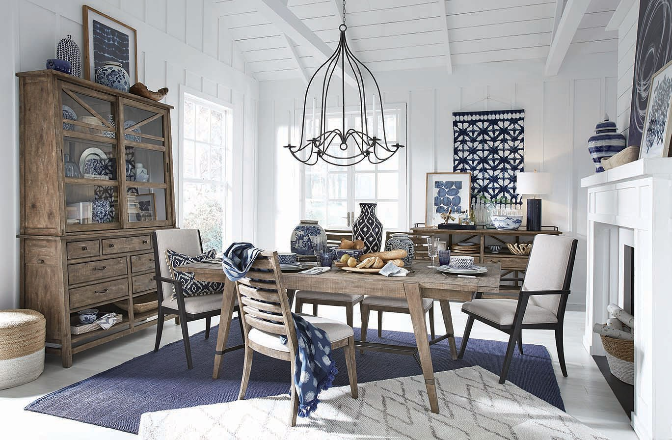 Bluff Heights Mix And Match Dining Room Set By Magnussen