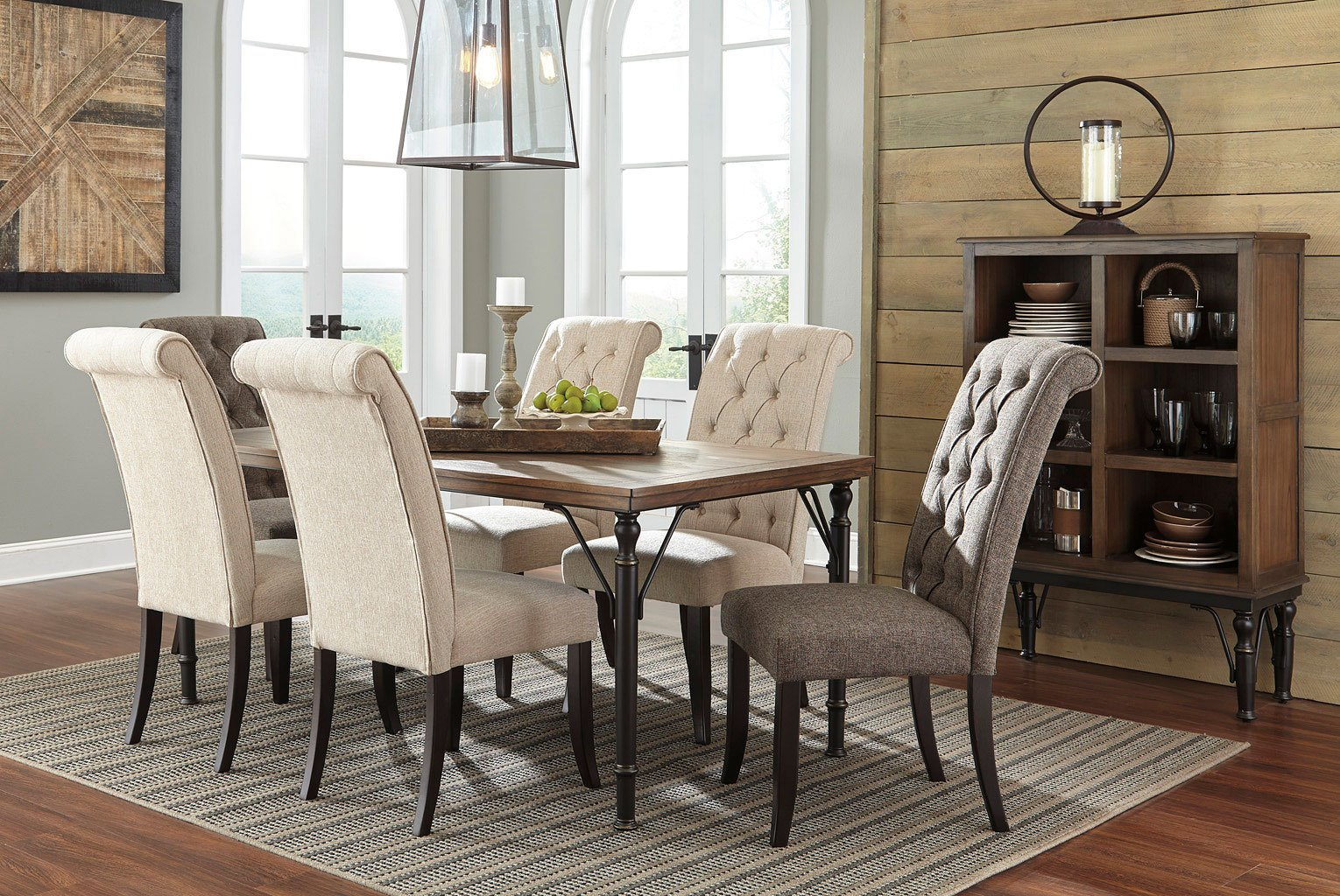 Tripton Mix And Match Dining Room Set Formal Dining Sets
