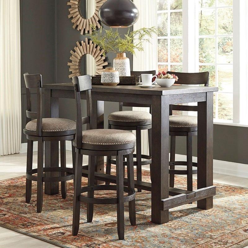 Gentil Drewing Bar Table Set