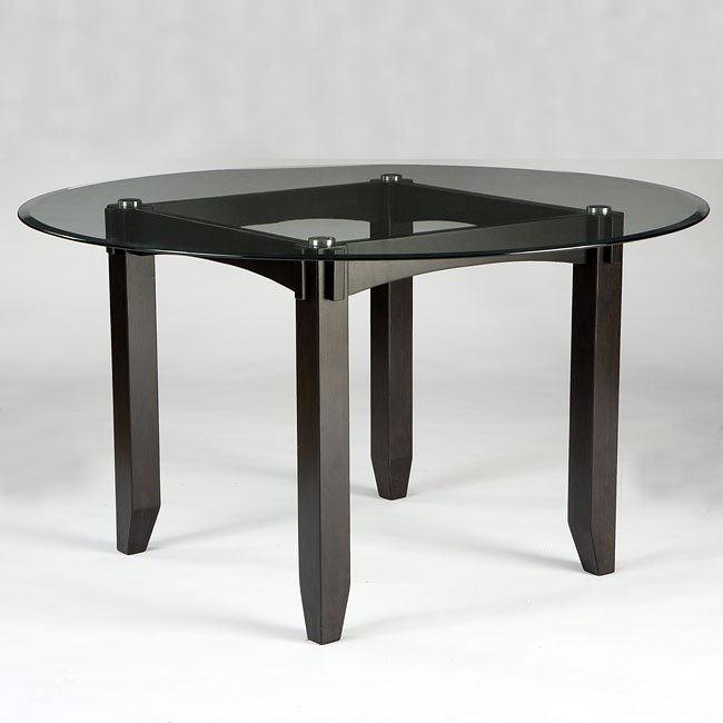 Trishelle Gl Top Dining Table By Signature Design Ashley Furniturepick