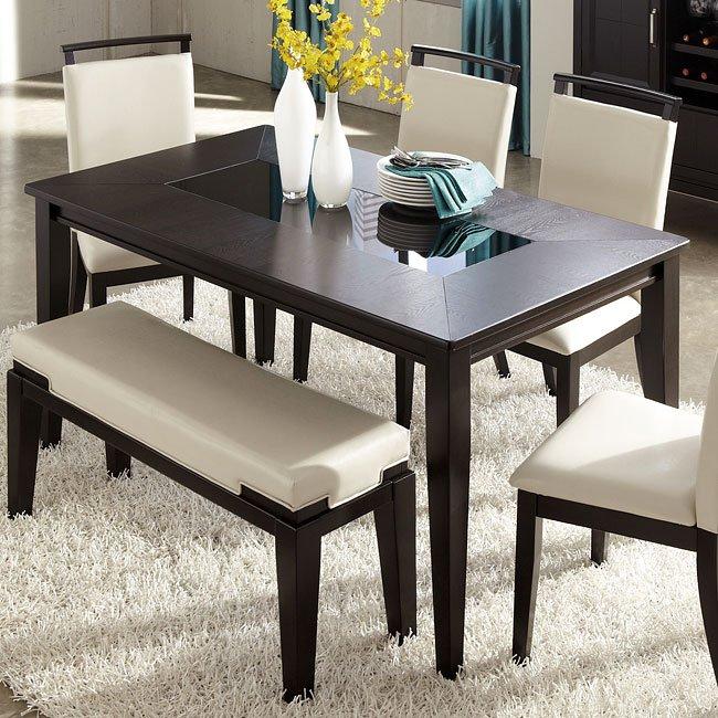 Trishelle Rectangular Dining Table