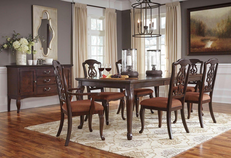 Gladdenville Dining Room Set by Signature Design by Ashley | FurniturePick