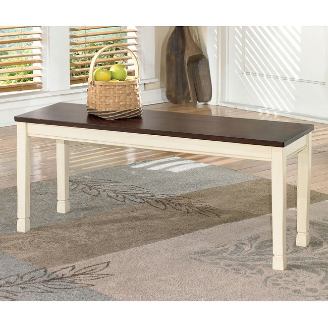 Whitesburg Dining Bench By