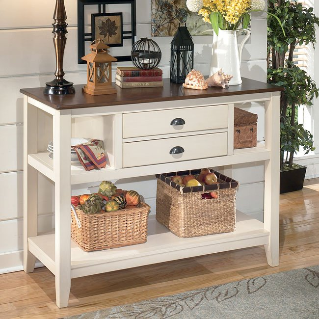 Whitesburg Small Server By Signature Design By Ashley 1