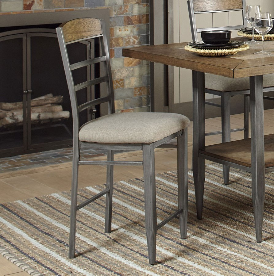 Rockport Counter Height Stool Set Of 2 By Largo Furniture
