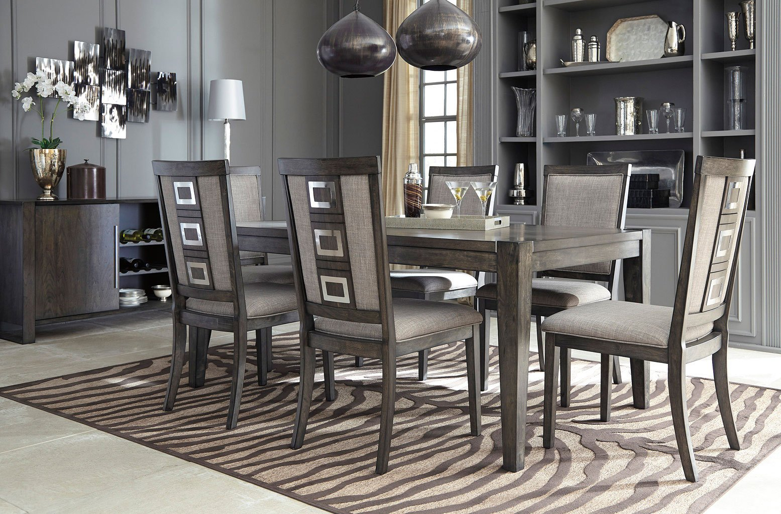 Chadoni Dining Room Set Formal Dining Sets Dining Room And Kitchen Furniture