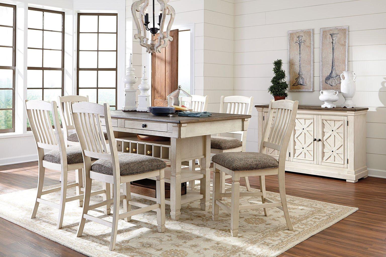 bolanburg counter height dining setsignature design