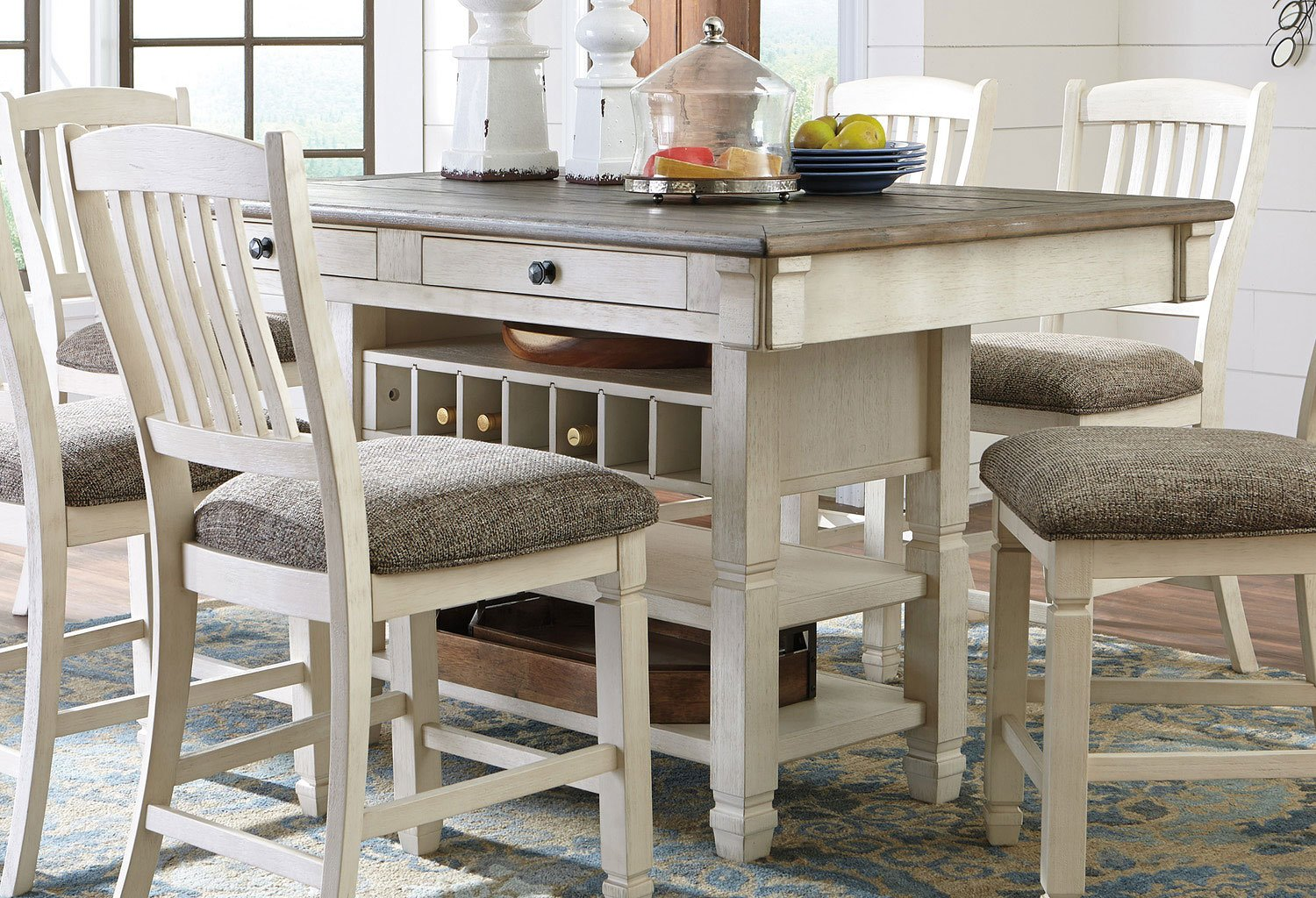 Bolanburg Counter Height Dining Table By Signature Design