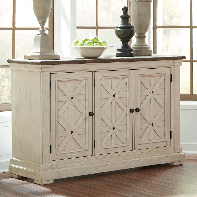 Bolanburg Server Buffets Sideboards And Servers