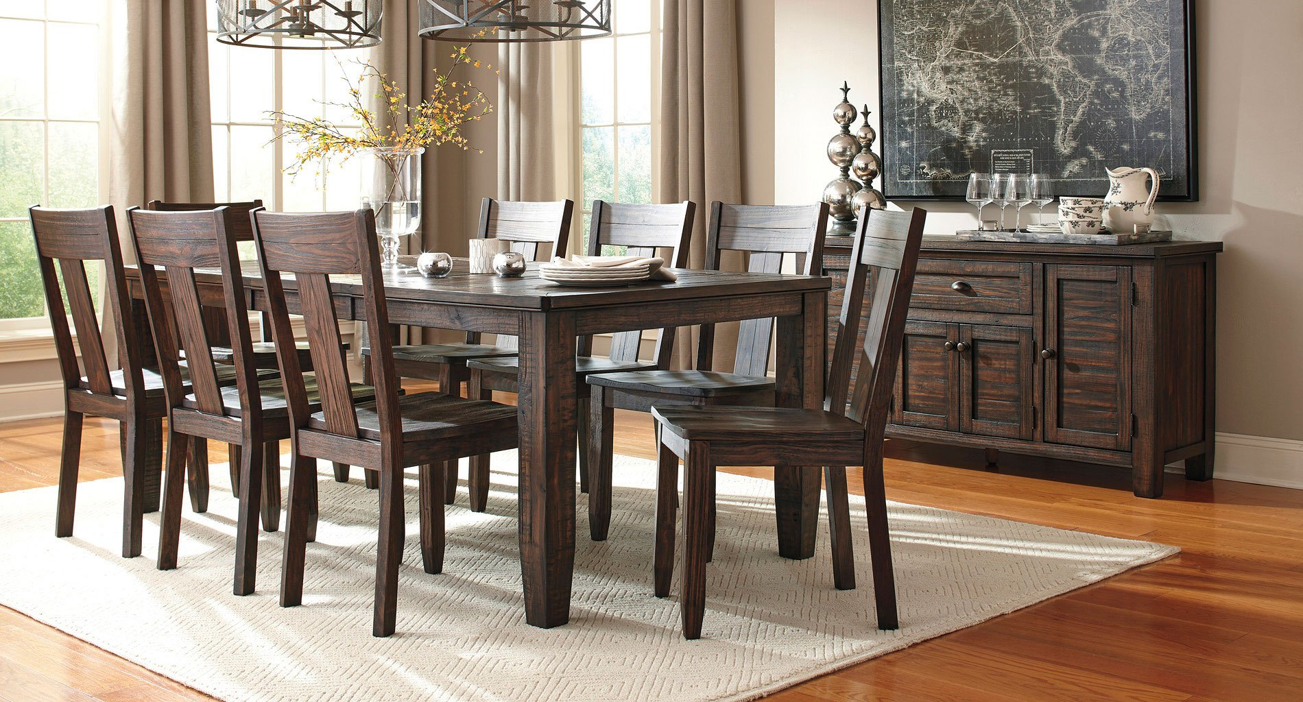 Trudell Rectangular Dining Room Set By Signature Design By Ashley 2 Review S Furniturepick