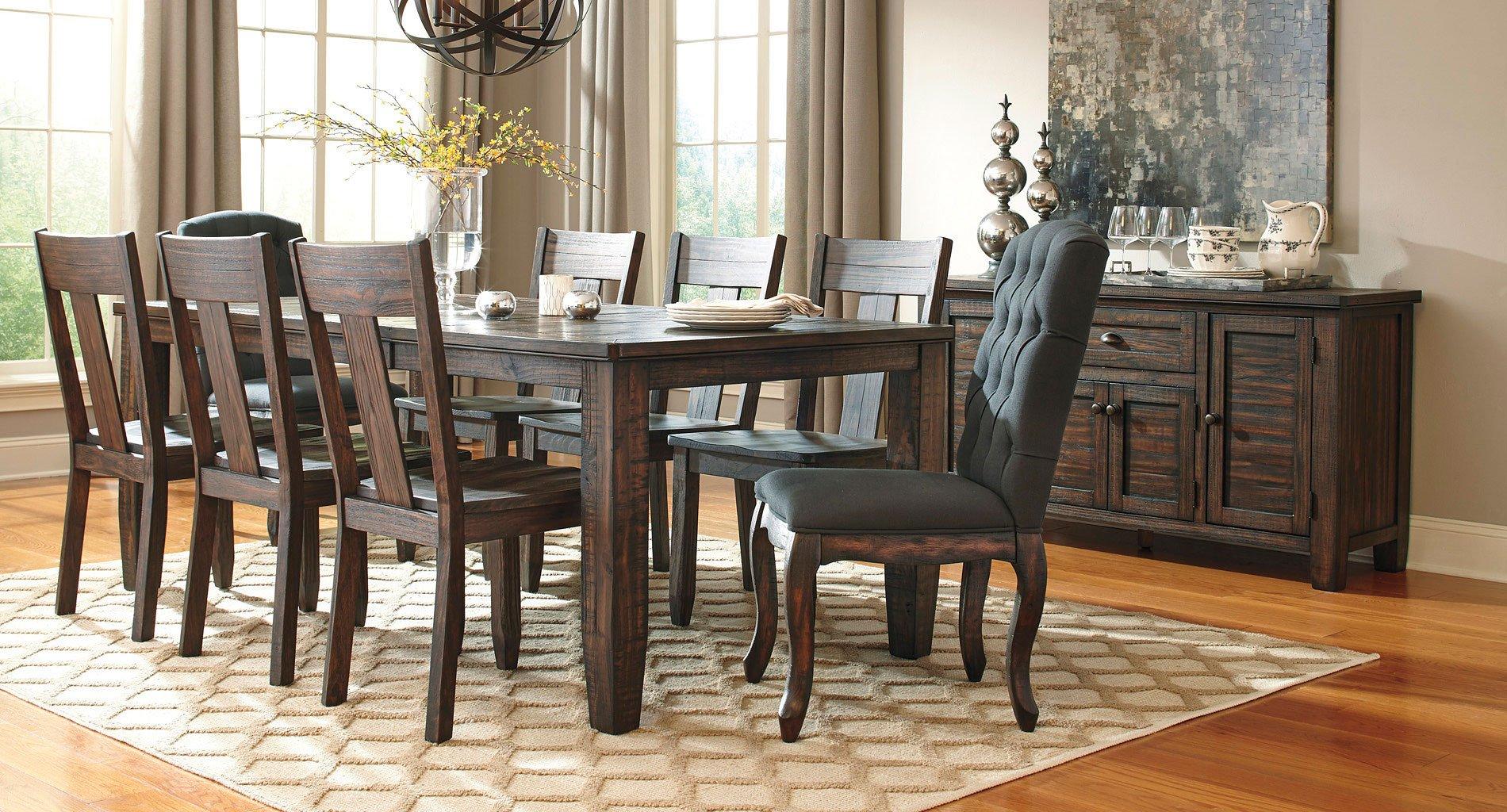 Trudell Rectangular Dining Room Set