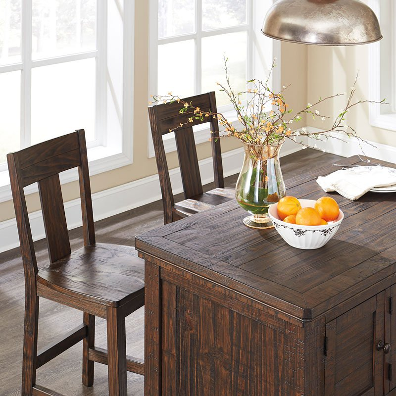 Trudell Kitchen Island Set
