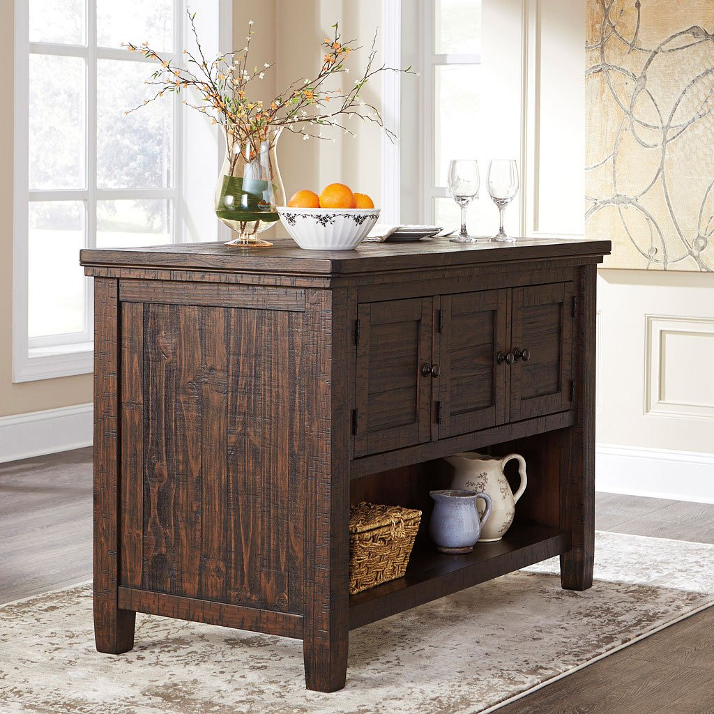 Kitchen Island Furniture Product: Trudell Kitchen Island By Signature Design By Ashley