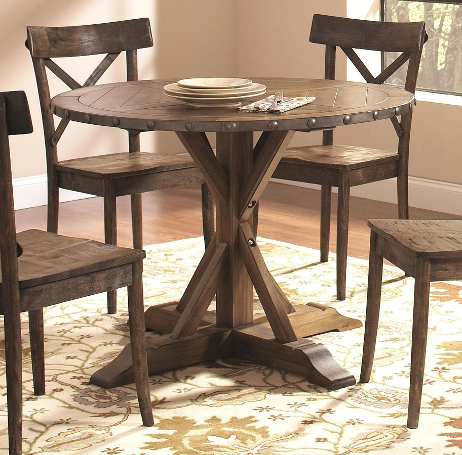 Round Kitchen Tables: Lance Round Dining Table By Largo Furniture