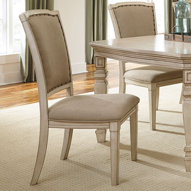 Demarlos Dining Room Set By Signature Design By Ashley