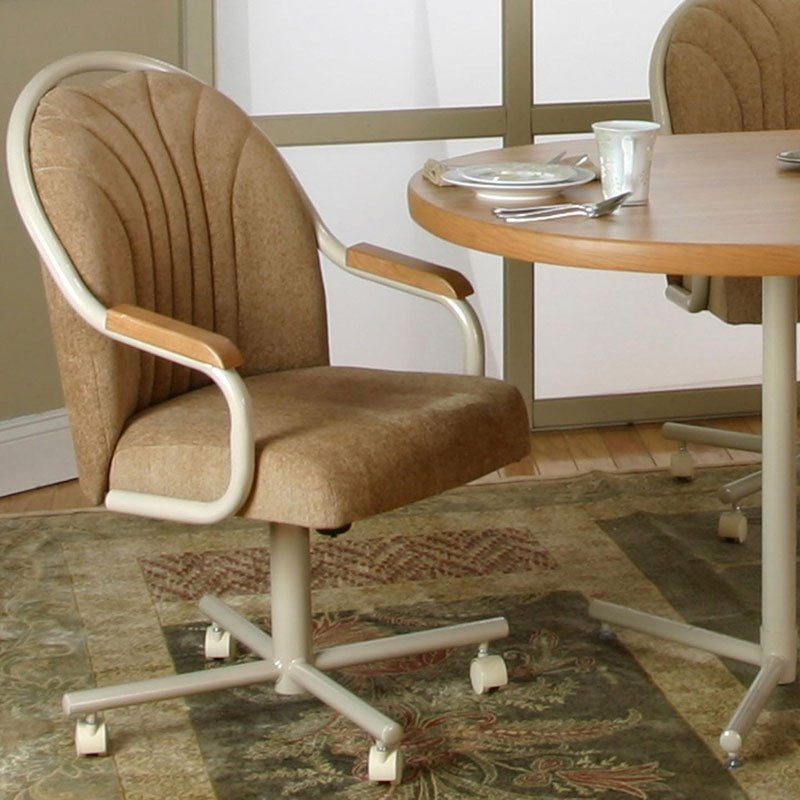 Blair Tilt Swivel Chair Set Of 2 Dining Chairs