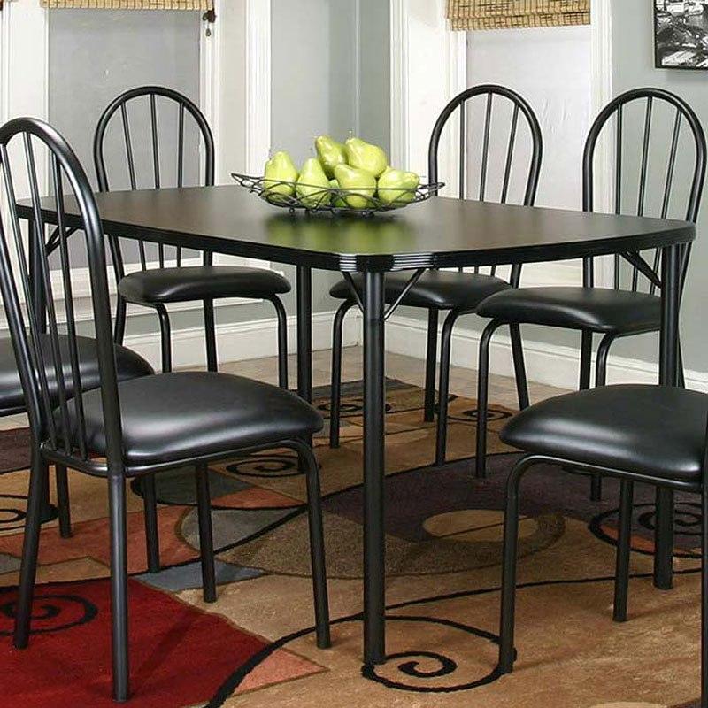 Ebony Large Rectangular Dining Table By Cramco Furniturepick
