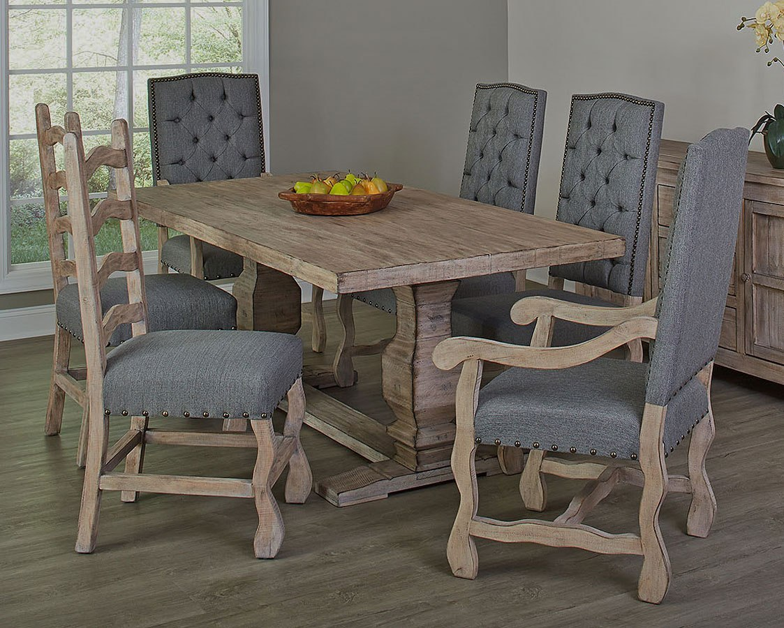 Willow Creek Dining Room Set W Chair Choices By Largo Furniture Furniturepick