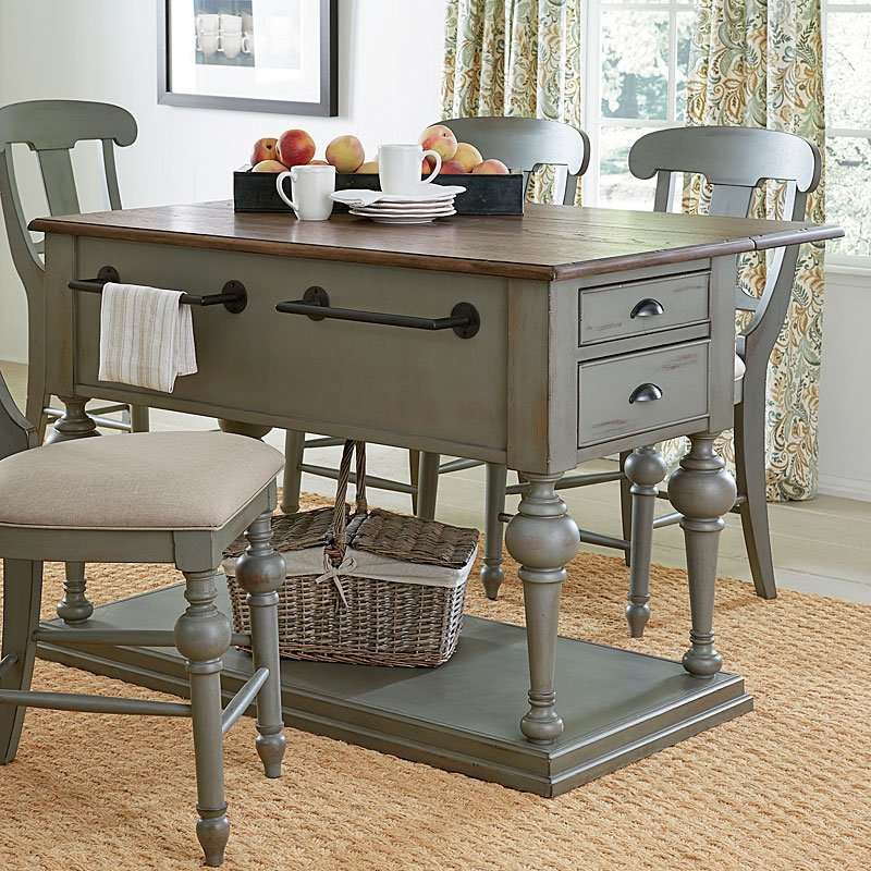 Islands Dining Room: Kitchen Islands And Serving
