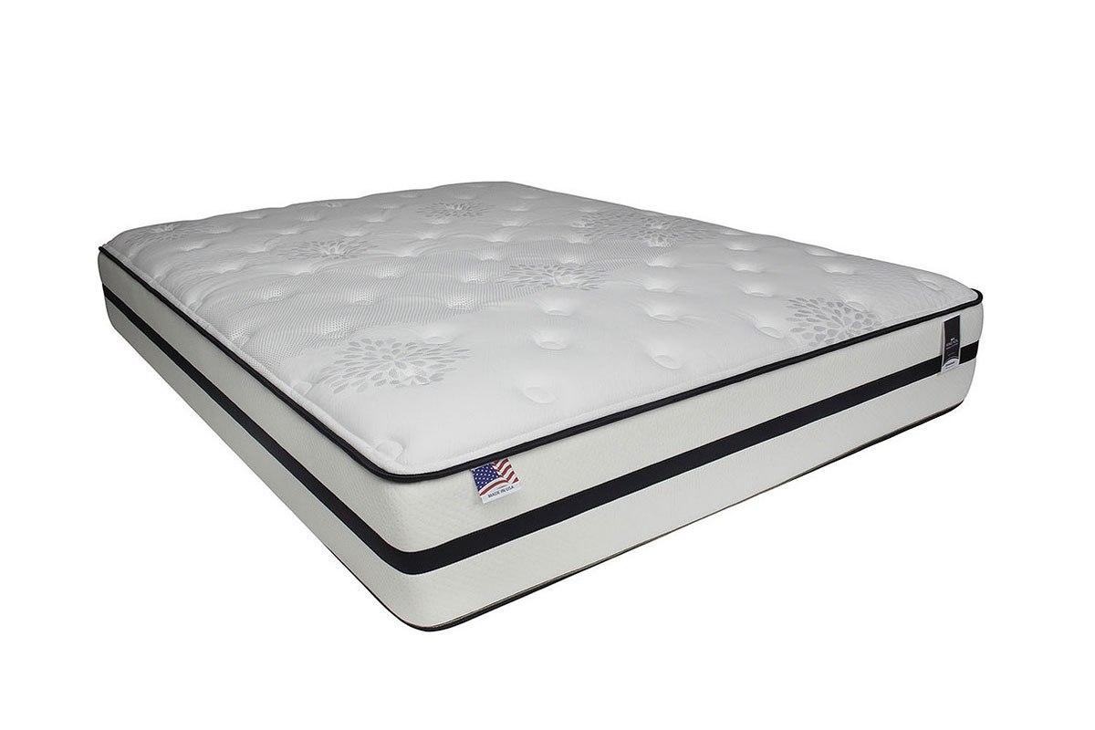 Kastel 11 5 Inch Plush Tight Top Mattress Mattresses Bedroom