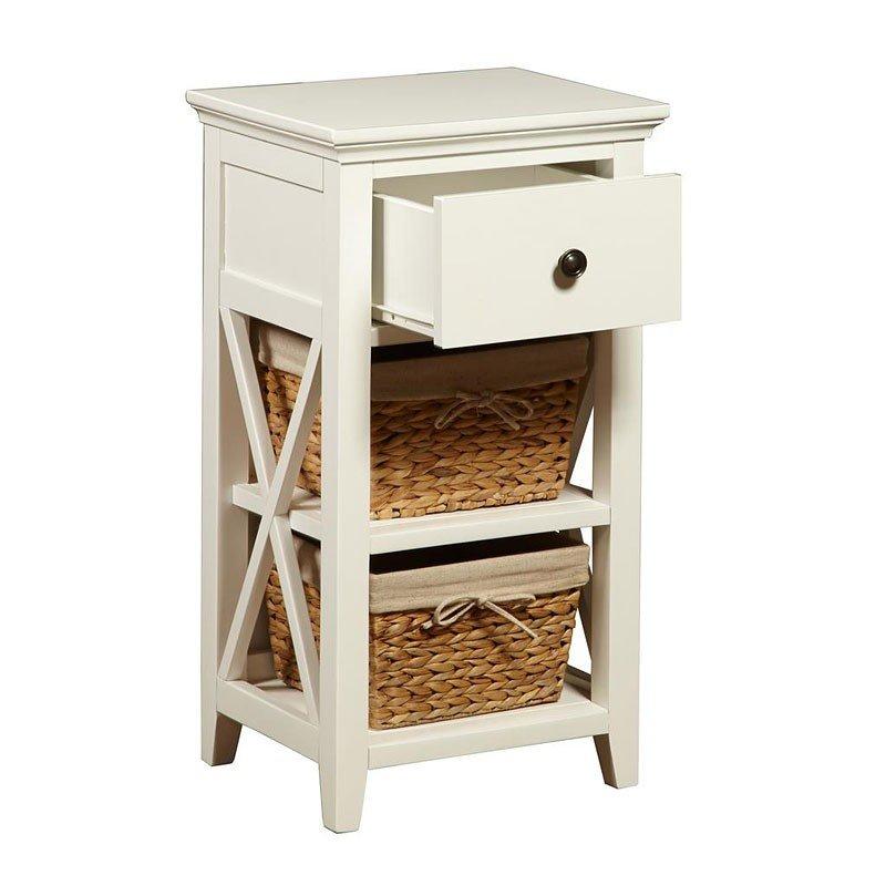 Bathroom Storage Accent W/ Baskets By Pulaski Furniture