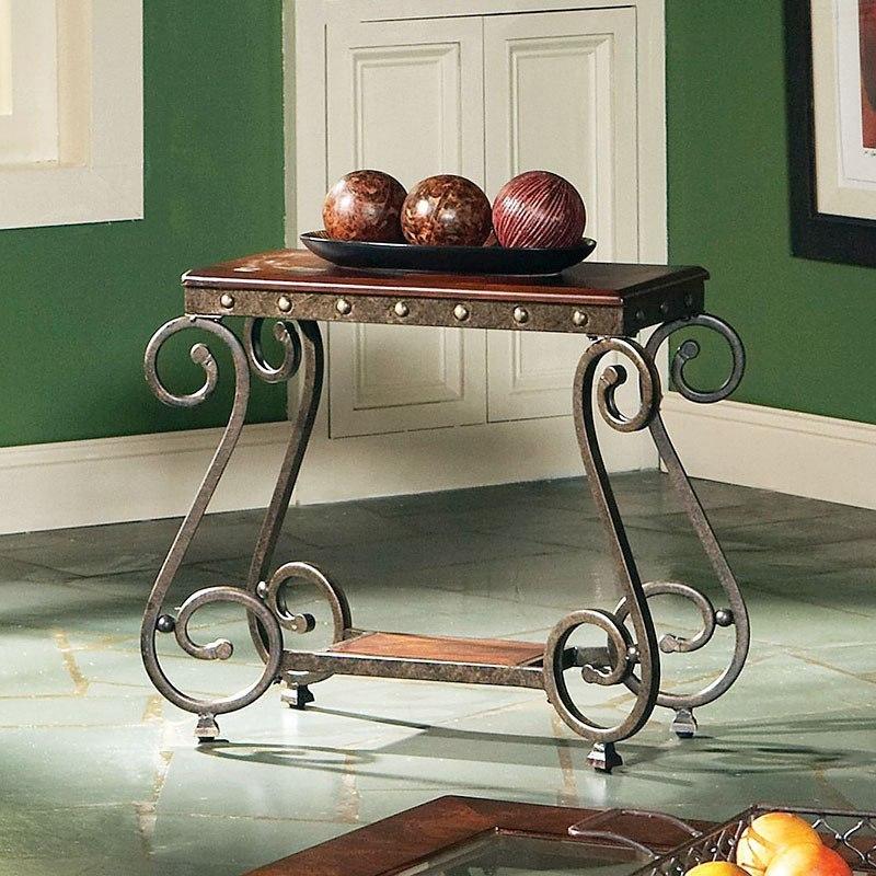 Ellery End Table By Steve Silver Furniture Furniturepick
