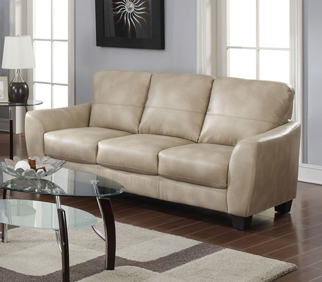 Furniture Imports: Fremont Sofa By Chintaly Imports