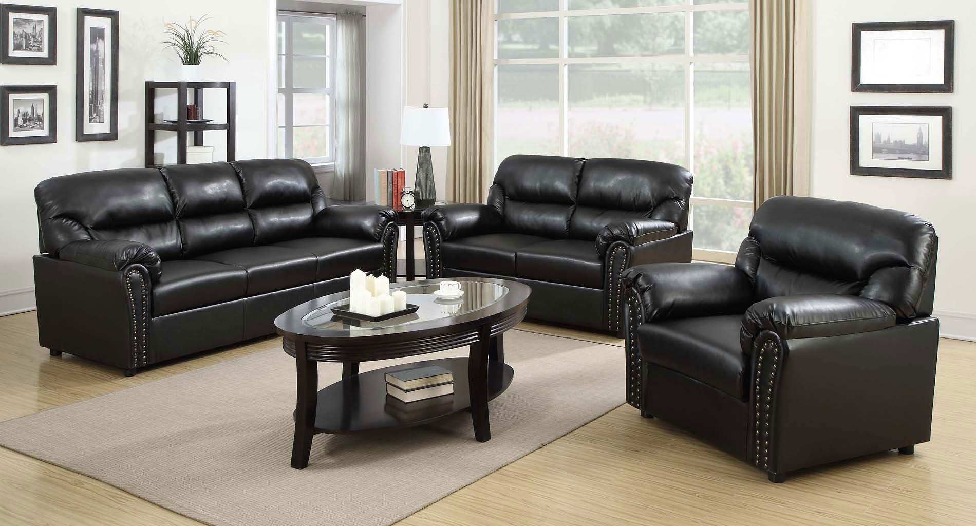 G263 living room set black living room furniture living