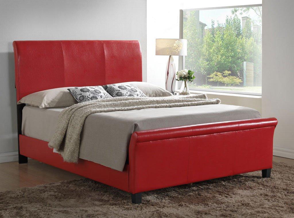 G2759 upholstered bed beds bedroom furniture bedroom for Furniture n more beds