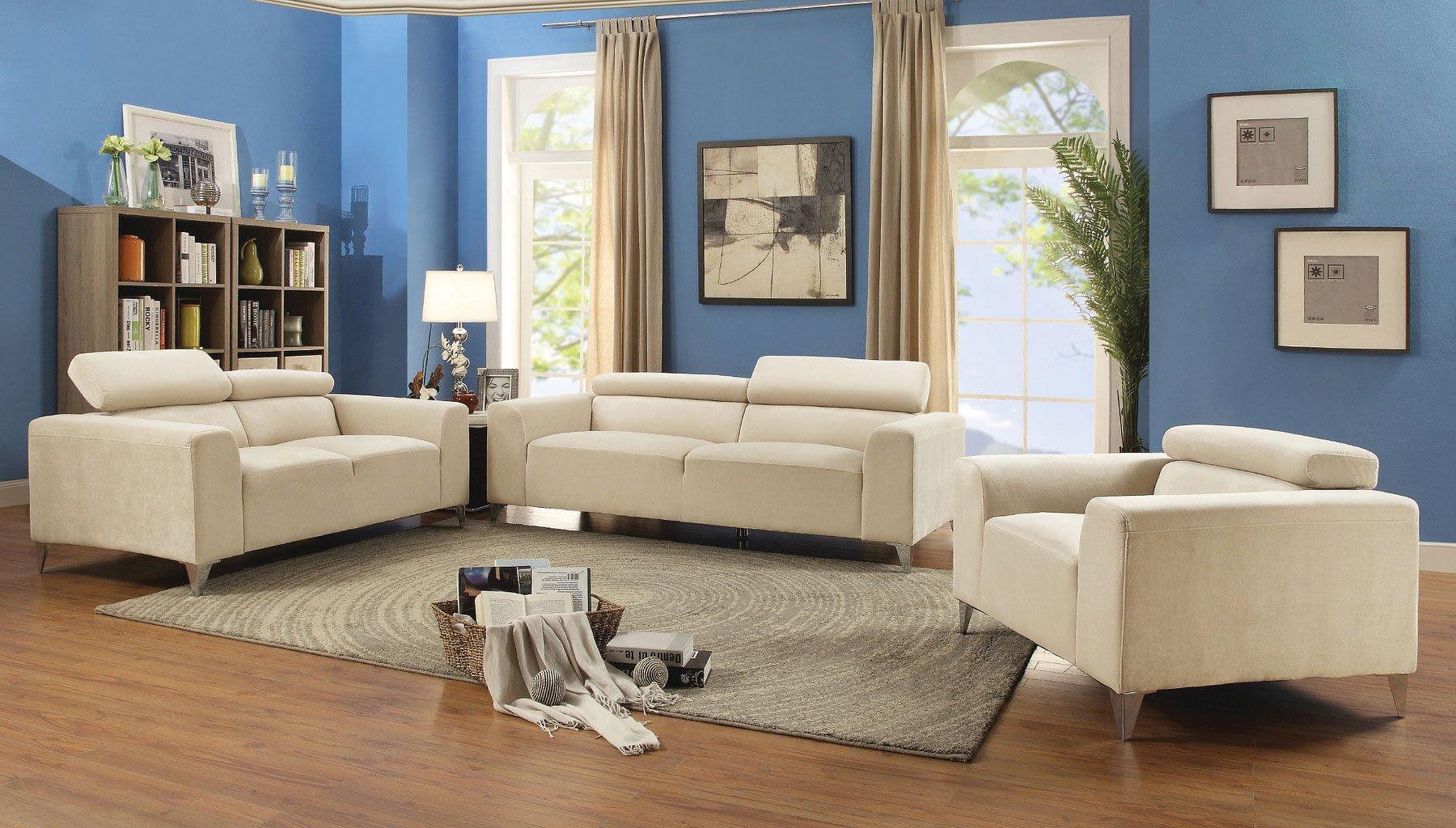 G334 Living Room Set Beige Living Room Sets Living