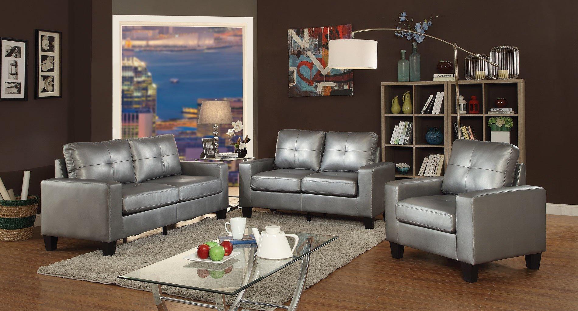 Newbury living room set antiqued silver living room sets living room furniture living room - Silver living room furniture ...