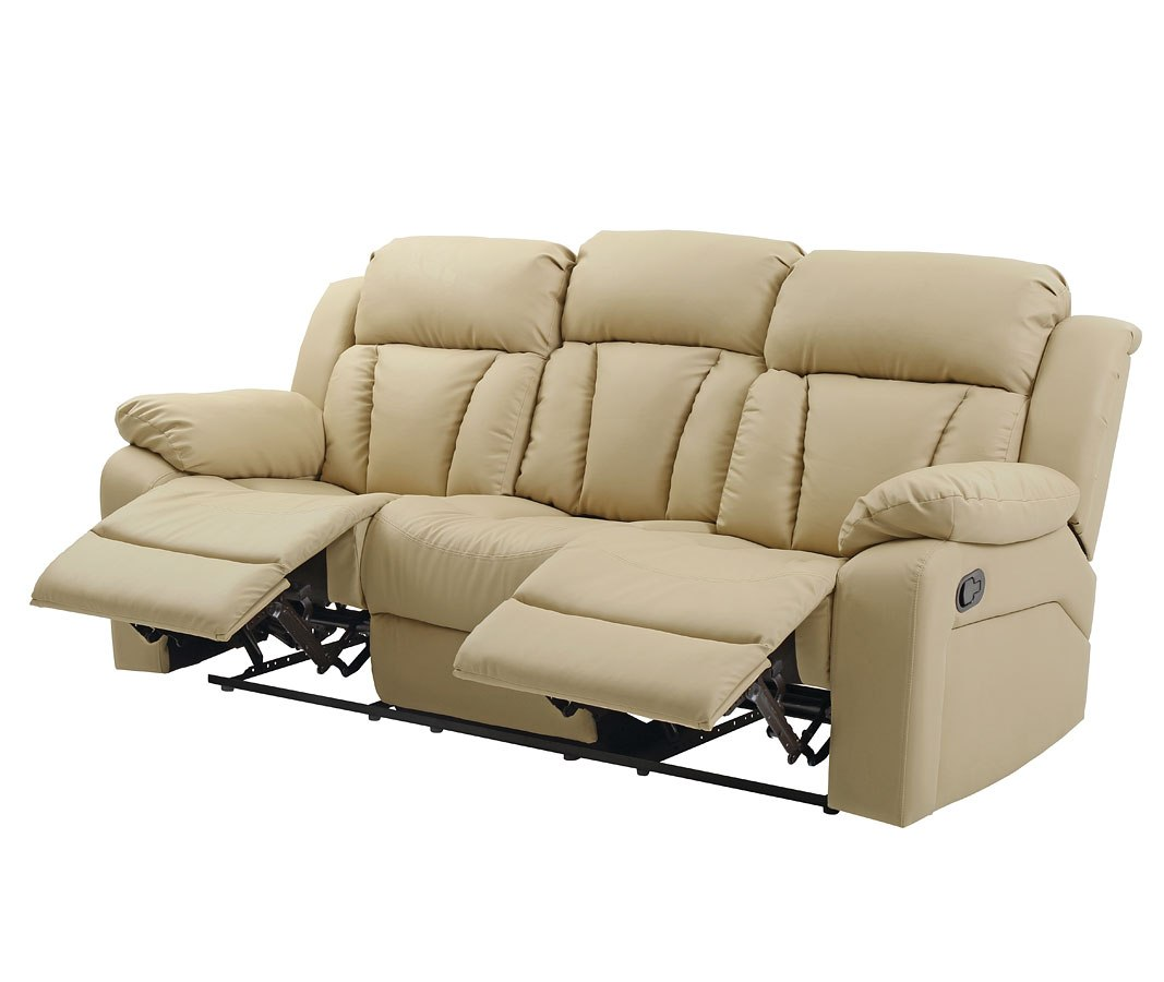 G689 Reclining Sofa Beige