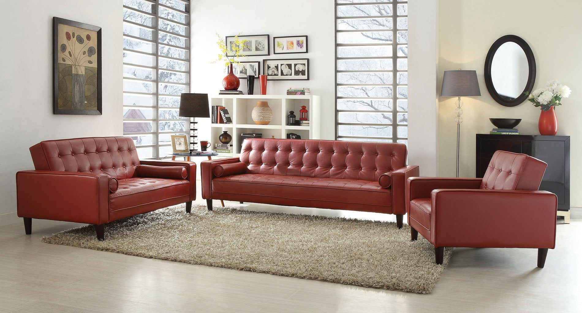 g849 living room set red living room sets living room furniture living room. Black Bedroom Furniture Sets. Home Design Ideas