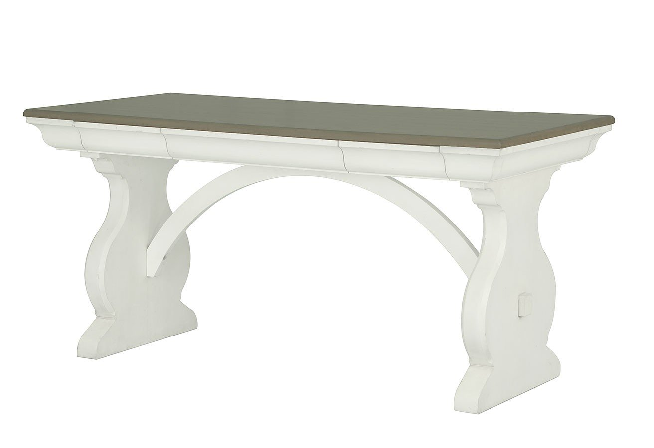 Astonishing Hancock Park Trestle Desk Gamerscity Chair Design For Home Gamerscityorg