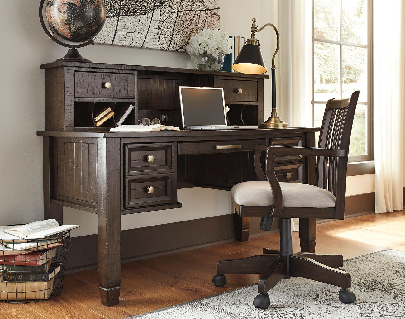Townser Home Office Set By Signature Design By Ashley Furniturepick