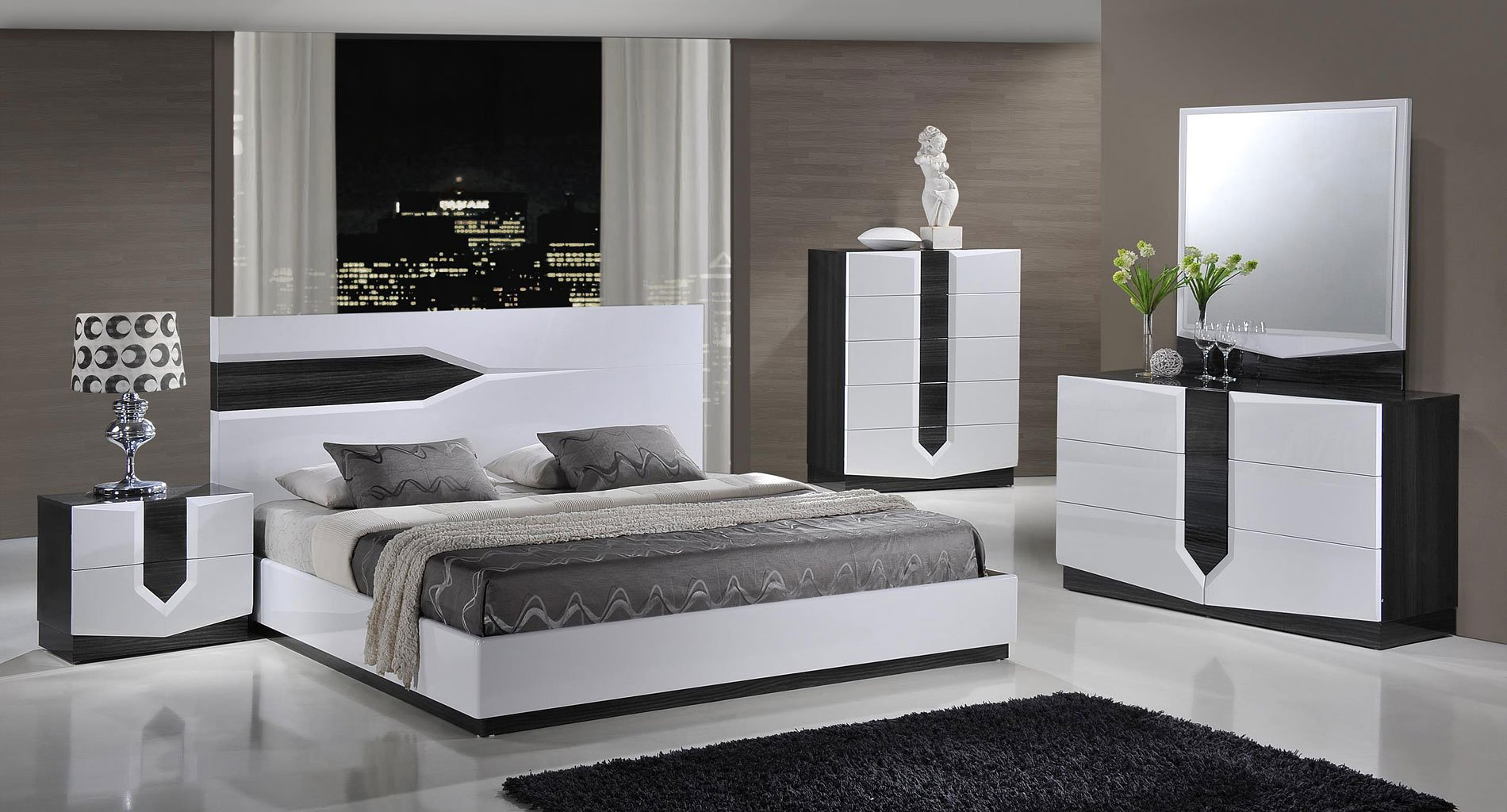 Hudson Platform Bedroom Set