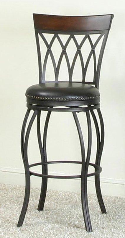 Monza 30 Inch Diamond Back Barstool By Cramco Furniturepick