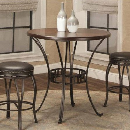 Monza 36 Inch Counter Height Dining Table Counter Height