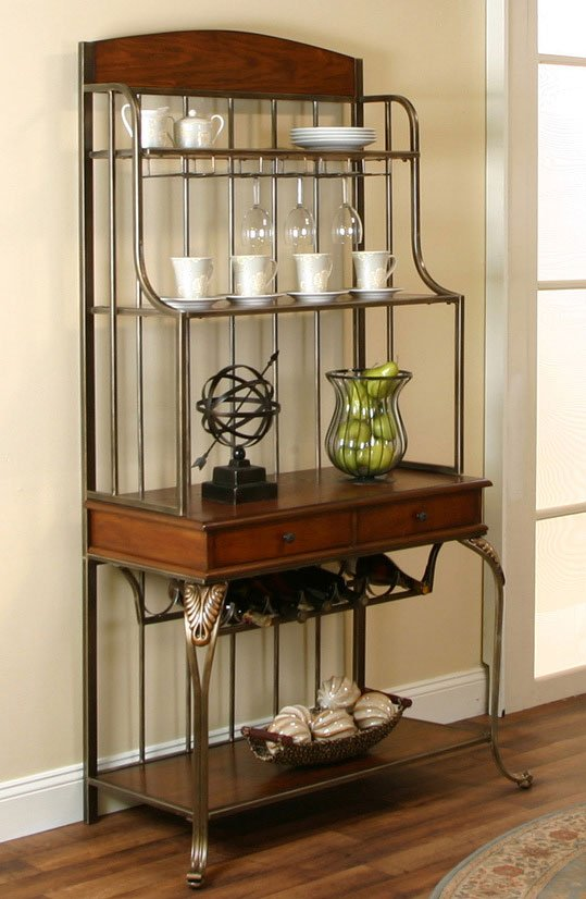 Harlow Bakers Rack Dining Room And Kitchen Furniture