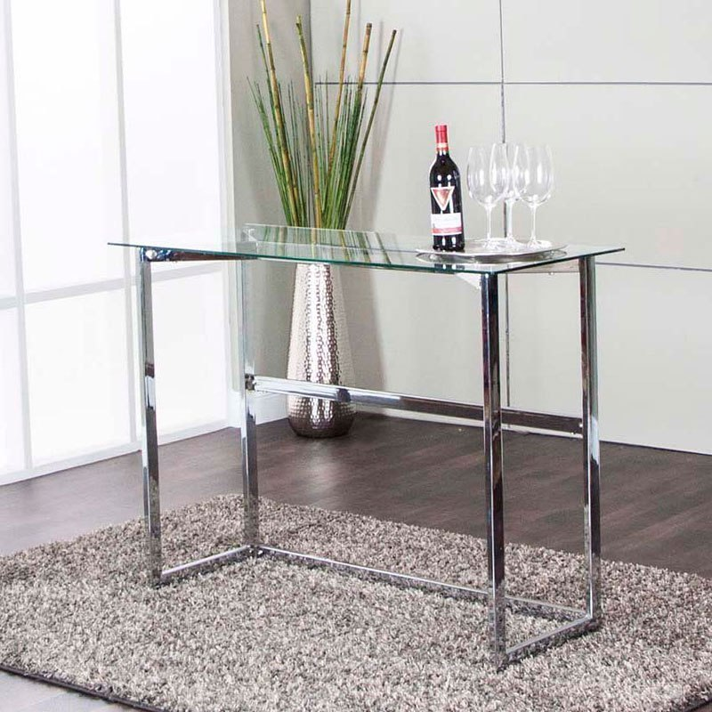 Abbott Rectangular Counter Height Table Set By Cramco