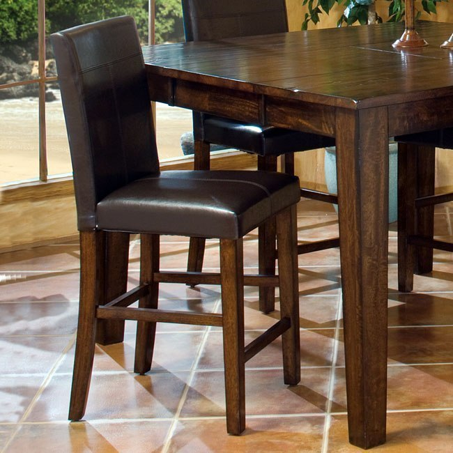 b3e01a002fe Kona Parsons Counter Height Stool (Set of 2) by Intercon Furniture