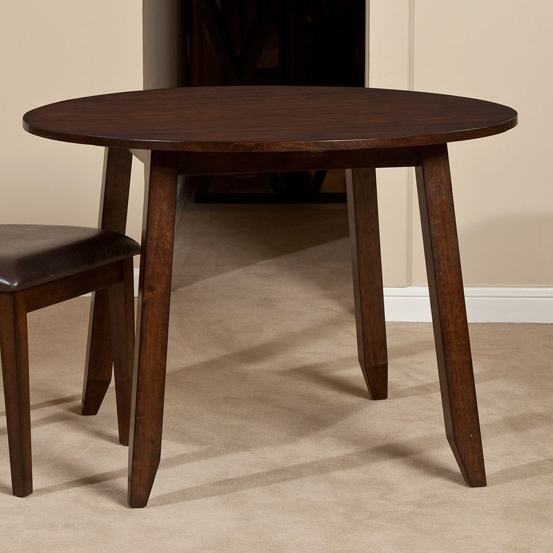 Kona Drop Leaf Dining Table Raisin By Intercon Furniture