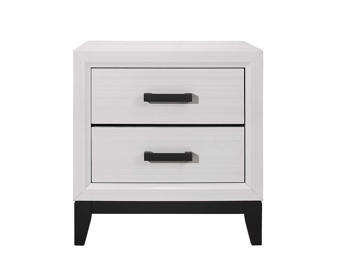 Kate Nightstand White